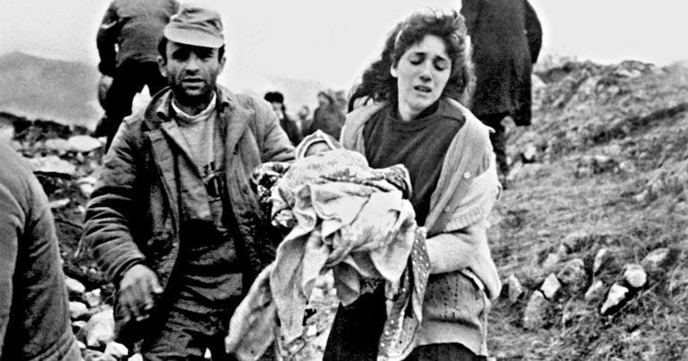 """Samirə Hüseynova: """"İnsanları tank gülləsi ilə necə vururdularsa, bədənləri tikə-tikə olurdu"""""""