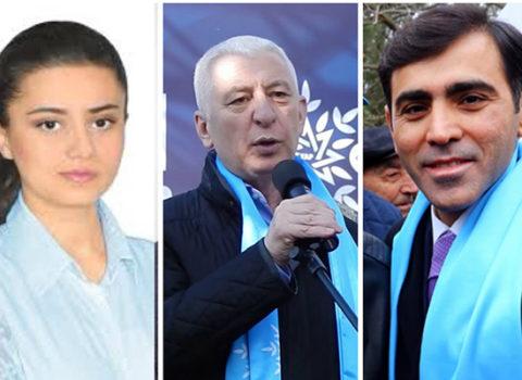 YAP-ın yeni deputatları – TAM SİYAHI