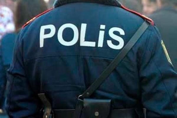 İçkili polislə vətəndaş arasında qarşıdurma yaşandı – VİDEO