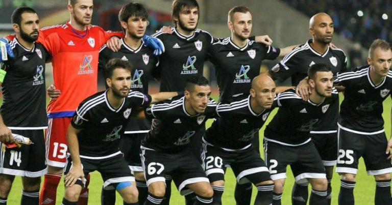 """Qurbanov və """"Qarabağ"""" futbolçularından 70 minlik dəstək"""