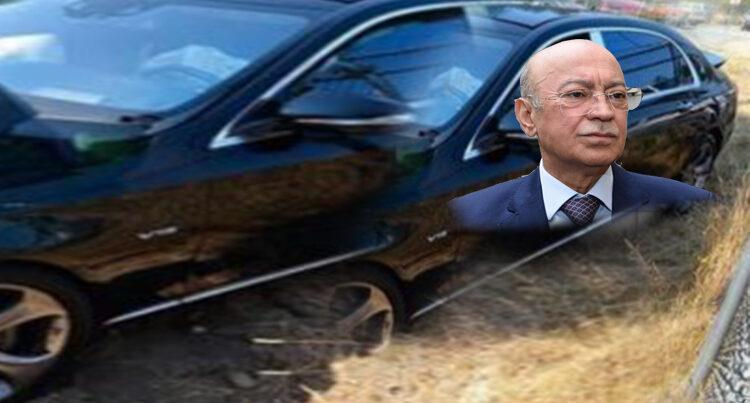Kəmaləddin Heydərovun avtomobili ağır qəzaya düşdü – VİDEO