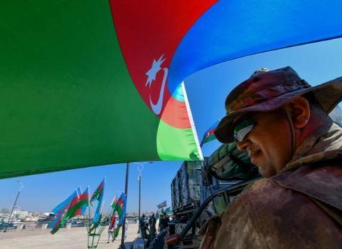 """""""İstiqamət Zəngəzur""""- Hərbçimiz erməni mediasının gündəmi oldu – FOTO"""