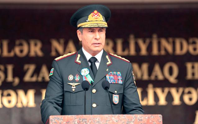 Vilayət Eyvazov polkovnik-leytenanta yeni VƏZİFƏ VERDİ