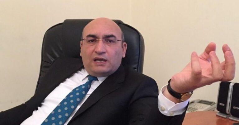 """İqbal Ağazadə Putinə: """"Dərbəndi geri almaq istəsək, hansı reaksiyanı verərsiniz?!"""""""