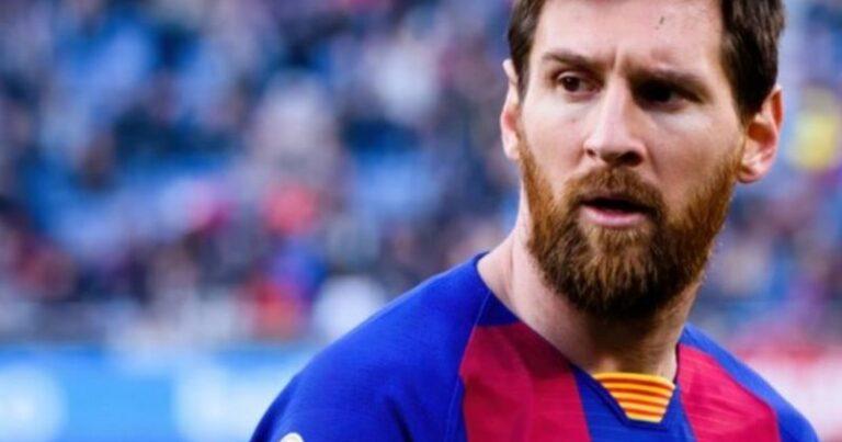"""Messi """"Barselona""""dan getdi - TƏCİLİ"""
