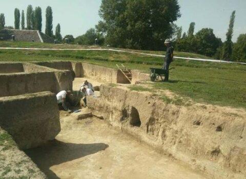 Şəkidə qədim yaşayış məskəni aşkarlandı