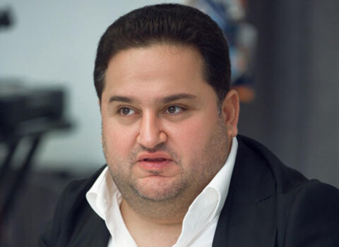 """Murad Dadaşov tanınmış aparıcını yenidən """"Xəzər""""ə qaytardı – FOTO"""