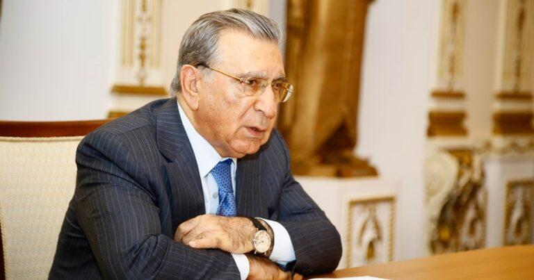 Ramiz Mehdiyevin qohumu AMEA-nın 1 milyonluq tenderinin QALİBİ OLDU