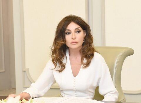 Mehriban Əliyeva Tunarla bağlı tapşırıq verdi