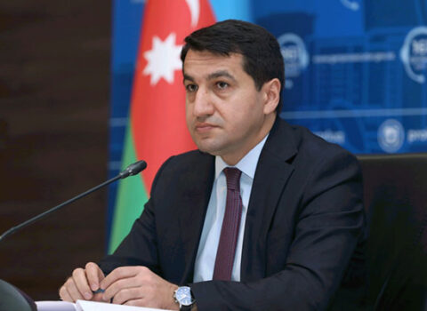 """Prezidentin köməkçisi: """"İsrail-Azərbaycan münasibətləri xalqlarımızın dostluğuna əsaslanır"""""""