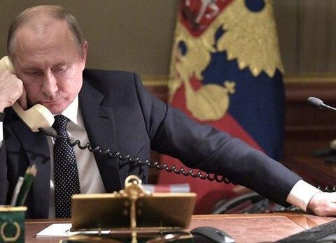 Putin Paşinyanı belə alçaltdı – VİDEO