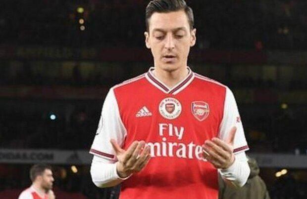 """""""Avropada islamafobiya böyüyür"""" – Mesut Özil"""