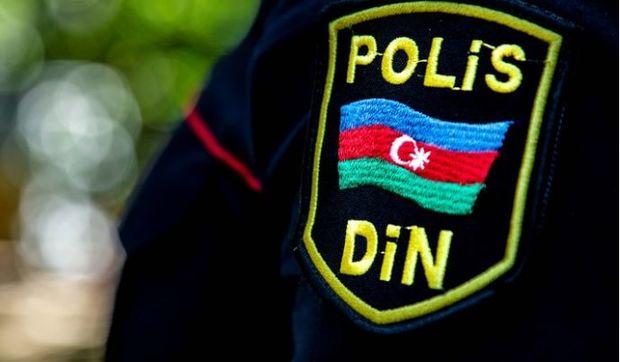Azərbaycanda polis rəisi qəzaya düşdü