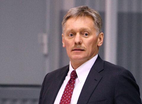 Dmitri PeskovMarqarita Simonyana yerini göstərdi