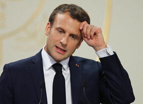 Özünə umac ova bilməyən Prezident! – Fransızlar Makronu LAĞA QOYDU