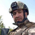 Şuşanın azad edilməsi barədə Ali Baş Komandana məruzə edən XÜSUSİ TƏYİNATLI