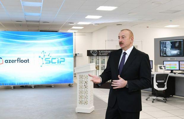 """""""Bugünkü Azərbaycana investisiyalar daha böyük həcmdə gələcək"""" - Prezident"""