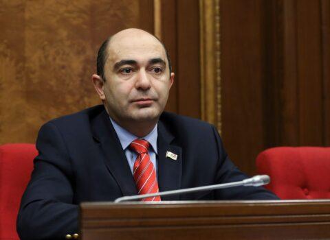 Hakimiyyət nəyə sevinir, mən bilmirəm? – Marukyan