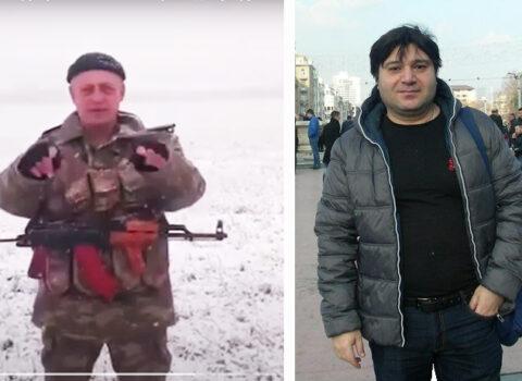 Azərbaycan Ordusu zabiti Vadim Arutyunova müraciət etdi – VİDEO