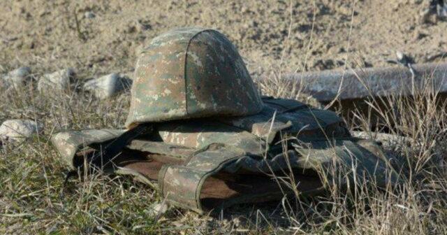 Daha bir erməni hərbçisinin cəsədinin qalıqları ərazimizdə tapıldı