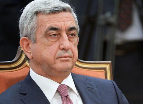 """Serj Sarkisyanın ofisi: """"Nikolun yalan və əsassız açıqlamalarına şərh vermək mənasızdır"""""""