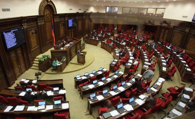 Ermənistanda parlament aprel döyüşlərinə aid hesabatı müzakirə edəcək