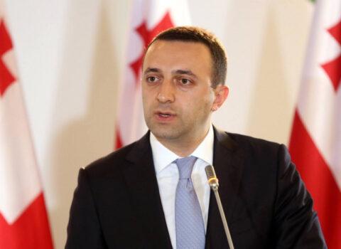 Gürcü Baş nazir Ermənistanda Qarabağdan DANIŞDI