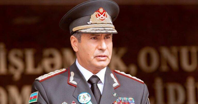 Vilayət Eyvazov polis polkovnikinin vəzifəsini KİÇİLTDİ