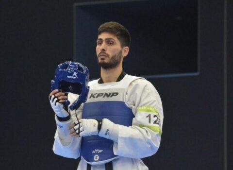 Avropa çempionatı: Taekvondoçumuz finala vəsiqə qazandı