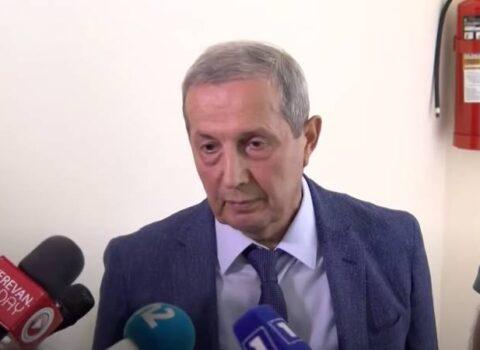 """""""Müharibə zamanı mobil rabitəni söndürmək mümkün deyildi"""" – Stepan Melkumyan"""