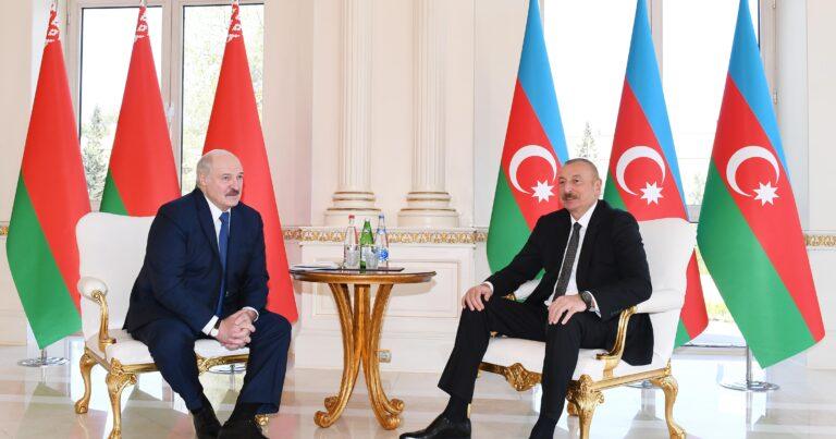 """Lukaşenko İlham Əliyev haqda: """"Mənim qardaşım tərəfdən qisas olmayacaq"""""""