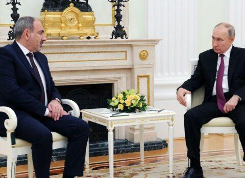 """""""Tapşırıq vermişəm ki…"""" – Paşinyanın Putinə gecə zənginin ŞOK DETALLARI"""