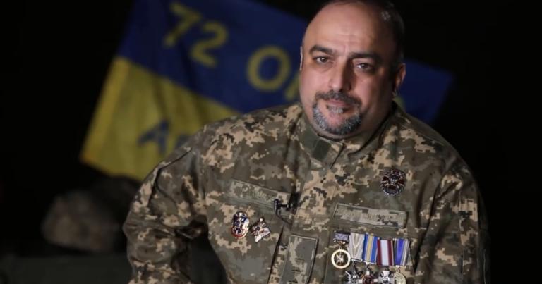Ruslarla döyüşdə 3 dəfə yaralanan, Ukrayna uğrunda vuruşan azərbaycanlı zabit – VİDEO