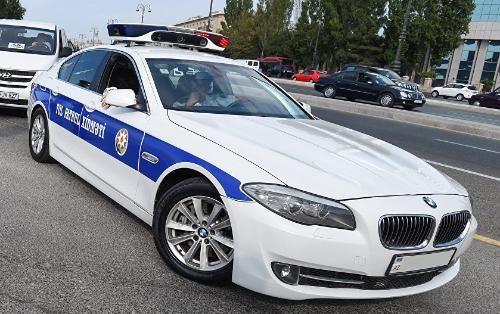 Yol polisi yük maşınlarından rüşvət alır? – VİDEO