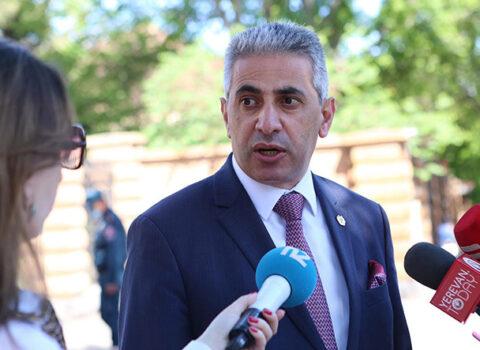 """Edqar Kazaryan: """"Ermənistan minalanmış ərazilərin xəritələrini Azərbaycana təhvil verəcək"""""""