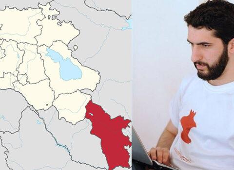 Azərbaycan Zəngəzurdan keçərək 3 türk dəhlizinə sahib olacaq – Erməni türkoloq