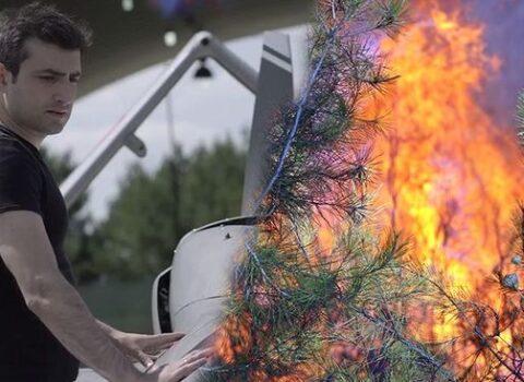 Selçuk Bayraktar müxalif deputatın yanğınlarla bağlı sualına CAVAB VERDİ – FOTO