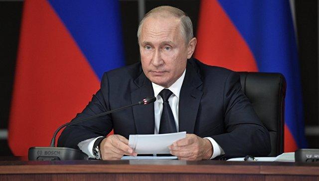 Putin MDB ölkələrinin xüsusi xidmət orqanlarının rəhbərləri ilə GÖRÜŞƏCƏK